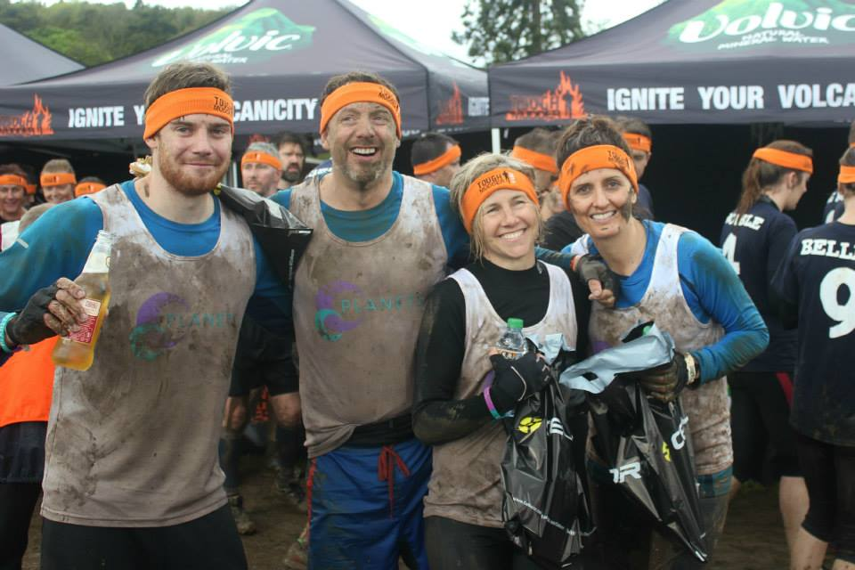 PLANETS Charity – Tough Mudder May 2015