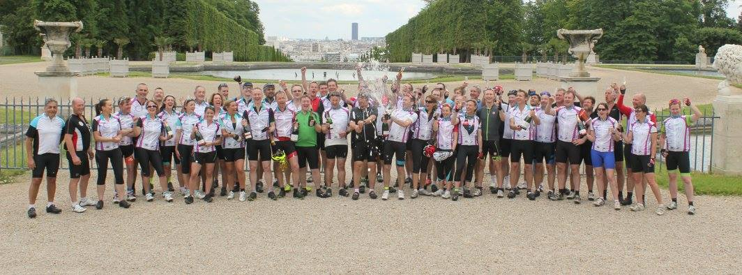 PLANETS Charity London to Paris 24 Hour Race