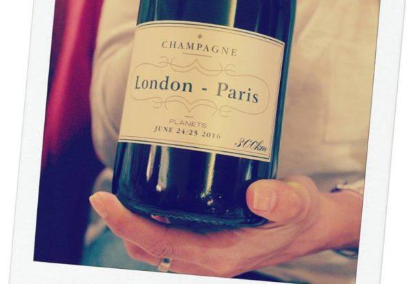 London to Paris Race - Regal Homes