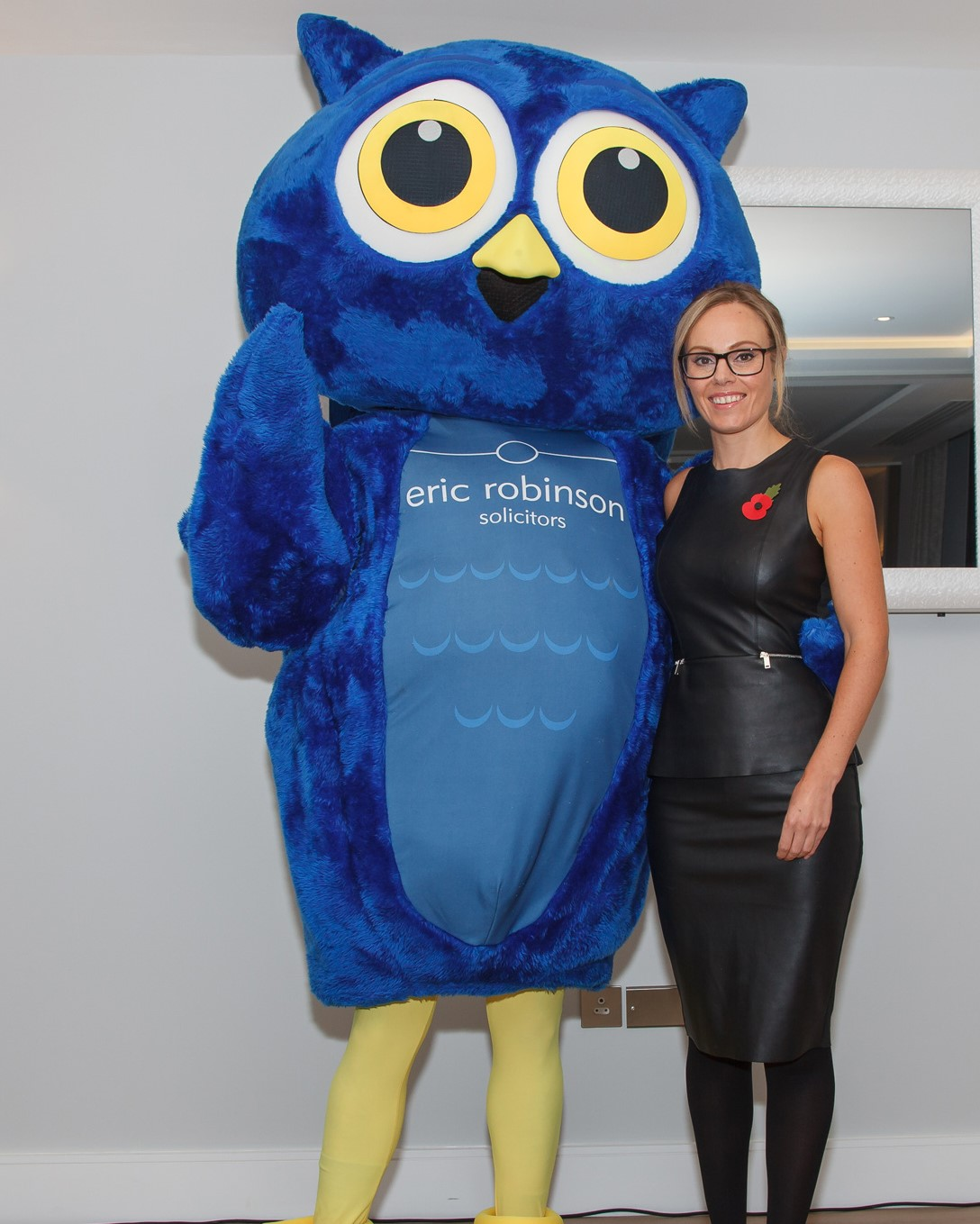 Motivational Speaker and former apprentice star Michelle Dewberry